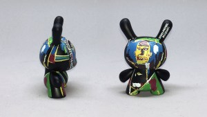 Jean-Michel Basquiat Dunny Series - Two-Sided Coin