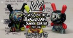 Jean-Michel Basquiat Dunny Series from Kidrobot