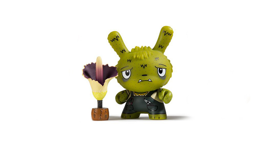 The Bots' Scared Silly Dunny Series from Kidrobot, Aromatherapy, 2017