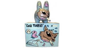 JLed's Cold Turkey, cancelled production Labbit, 2006