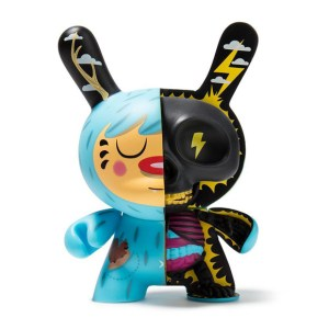 Johnny Draco's Mr. Watt Dunny from Kidrobot - Regular Version