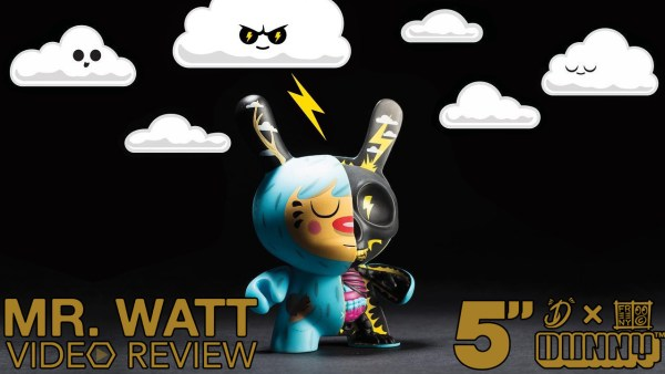 Johnny Draco's Mr. Watt Dunny