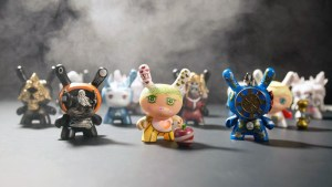 Arcane Divination Dunny Series 1 from Kidrobot