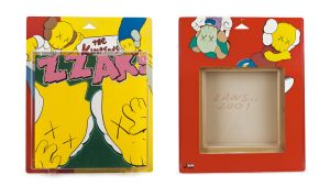 KAWS' untitled (The Kimpsons), 2001