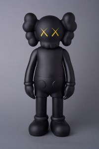 KAWS' Companion (Open Edition) - Black