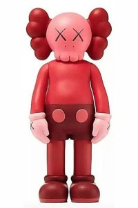 KAWS' Companion (Open Edition) - Blush
