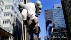 KAWS' 2016 Companion (Open Edition) Review - Macy's Thanksgiving Day Parade Balloon