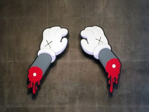 KAWS' Keep Moving