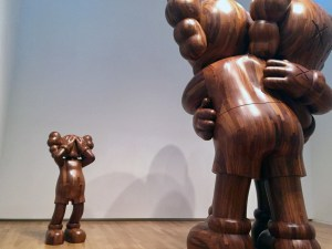 KAWS' At This Time