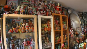 Mark Nagata's Ultraman collection