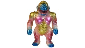 Marusan's Gorilla as hand-painted by Mark Nagata