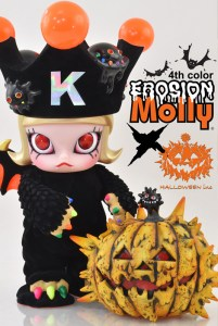 Kennyswork & InstincToy's Erosion Molly - Halloween inc. Edition