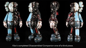 Klav's Disassembled Companion (KAWS Custom)