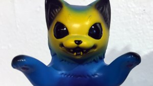 Konatsuya Exhibition - Rampage Toys' Skele-Cat Negora