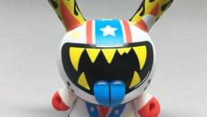 Kronk's Wild Ones Dunny: Dare Devil from Kidrobot, 2018