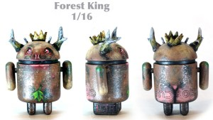 Leecifer's Custom Android series - Forest King