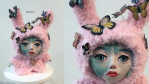 Mab Graves' Dreams custom from the DTA Dunny Show 2