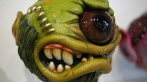 Madballs All-Star Art Jam and Exhibition - Chris Ryniak's Blinky the Stumpy Horngoblin
