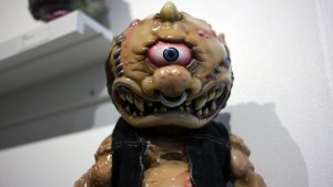 Madballs All-Star Art Jam and Exhibition - Retroband's MAD MEATS