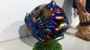 Madballs All-Star Art Jam and Exhibition - Guumon's Titanium Hornhead