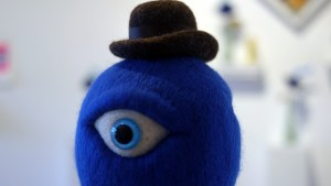 Mariangela Tan / plushPLAY's Bloom - Sextopus Needle Felted Sculpture