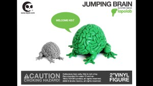 Emilio Garcia's Jumping Brain & Mini Jumping Brain
