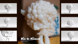 Mia de Milazzo's Little Sheep (Bonnie)