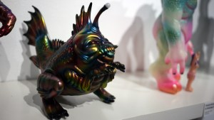 Monstrosities 2017 - Biterfish A by Paulkaiju × Guumon