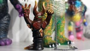 Monstrosities 2018 - Swamp Daemon Lord with Familiar by Rampage Toys