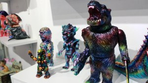 Monstrosities 2018 - Kesagake by Rampage Toys X Guumon