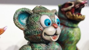 Monstrosities 2018 - IT Bear Green by Milkboy Toys X Kenth Toy Works