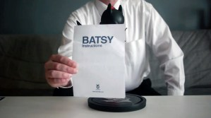 Oasim Karmieh's Batsy - Instruction Manual