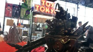 PHASE2's Abomination Deity Guardians Customs at Toy Tokyo's Five Points Festival Booth, 2018