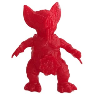 Paulkaiju - Mini Mockbat - Red