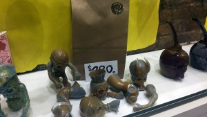 Pushead's Brown Bag Special at Hyperstoic Returns