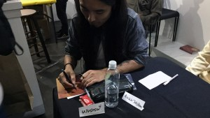 Usugrow signing at Hyperstoic Returns
