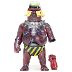 RESTORE - Iron Meat SFB - Dragon Zombie (Red)