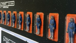 RYCA's Star Wars: 9 Holy Grails in a Row - Blue Snaggletooth at the Futuretro exhibition