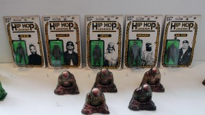 RYCA's Hip Hop Legends at the Futuretro exhibition
