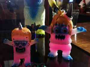 Uglier Unicorn & Ugly Unicorn at Rampage Toys' Rampage Kudasai