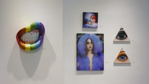 Pop Tarts, AFA Gallery - Exhibition Overview