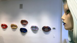 Pop Tarts, AFA Gallery - Colin Christian & Vlada Haggerty's Lip Series Collaborations