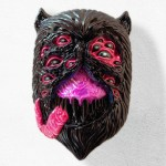 Scarecrowoven's Yugla the Glorg mask from Stranger Factory's Bewitched III (2013)