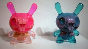 "Scott Wilkowski's Infected Bazaar - 3"" Infected Dunnys"