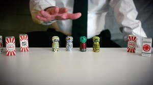 Secret Base's Fortune Kokeshi Review - Series Figures