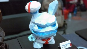 Shard Dunny Show - Dolly Oblong's Stay Puft Marshmallow Man