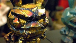 Shard Dunny Show - Candie Bolton's Kintsugi