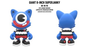 """El Grand Chamaco's Be-Ni-To Giant 8"""" Superjanky for Superplastic"""