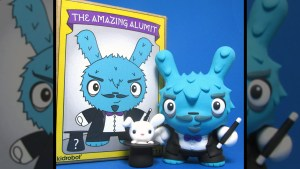 The Bots' The Amazing Alumit Custom Dunny, 2016