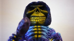 Rampage Toys' The Return of Rampage!! - Grinning Hag (co-design with Mutant Vinyl Hardcore)